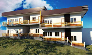 2 storey residential project