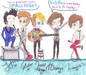 One Direction by CamiGDrocker