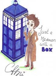 Tenth Doctor by CamiGDrocker