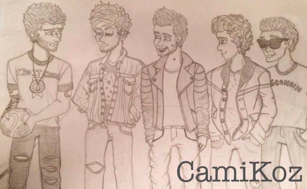 1D by CamiGDrocker
