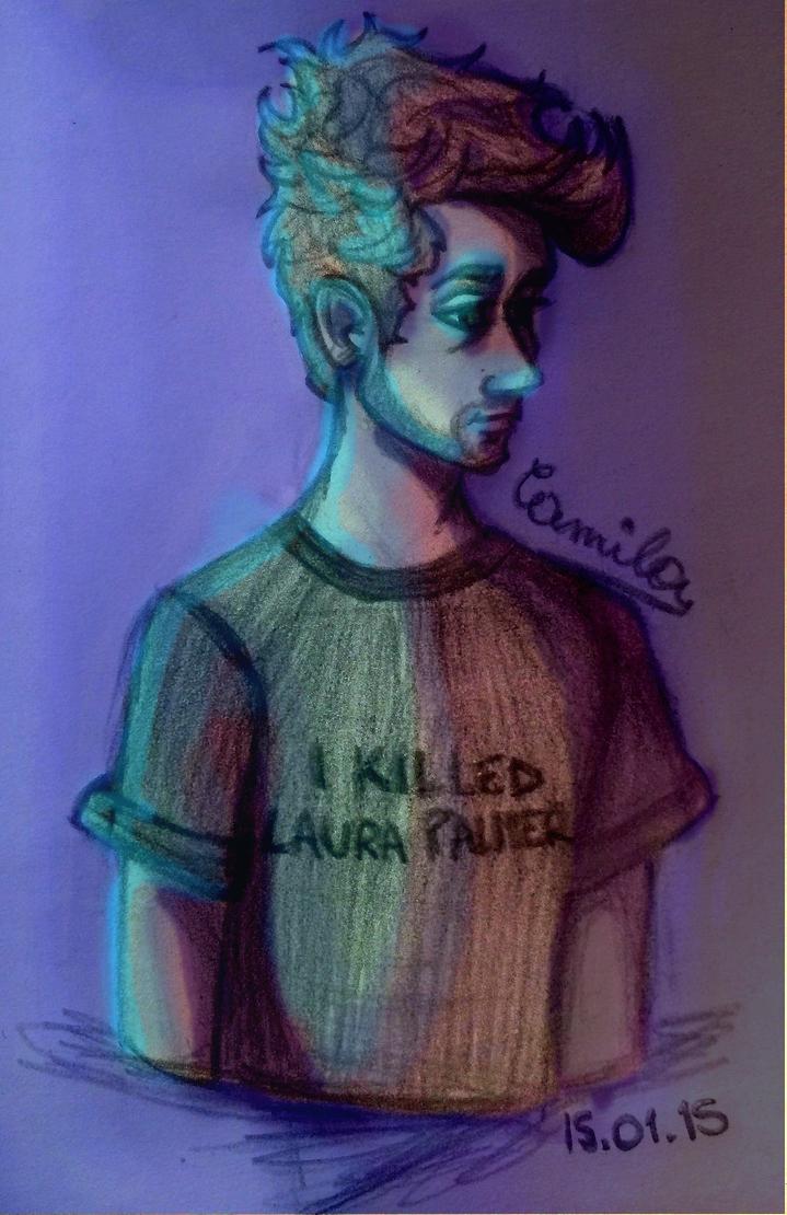 I killed Laura Palmer by CamiGDrocker