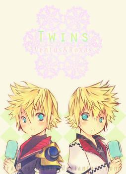 KH: one n' two n' TWINS