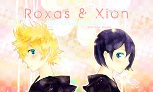 KH- RX HBD to KyoBlackHaru by raveeoftitans