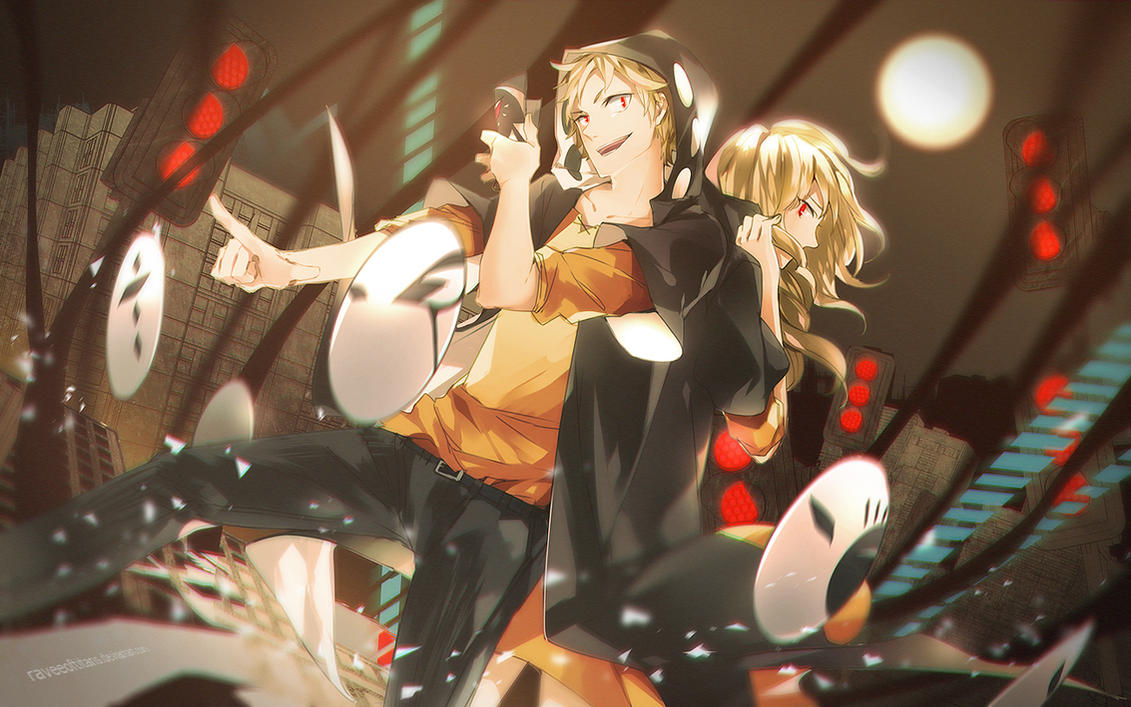 Yobanashi Deceive by raveeoftitans