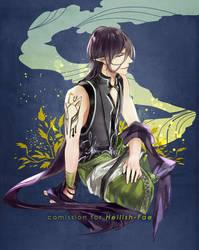 Commission - Masaya Night