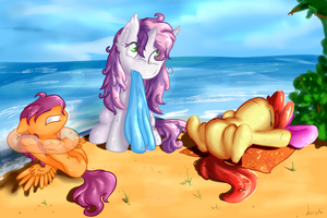 A summer to remember by BaldMoose