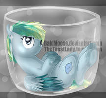 Trapped in a Glass by BaldMoose