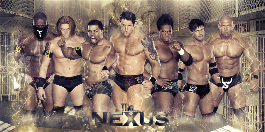 The Nexus WWE by Graphfun