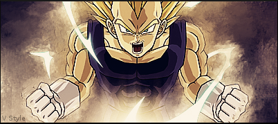 Vegeta by Graphfun