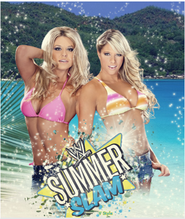 SummerSlam 2010 by Graphfun
