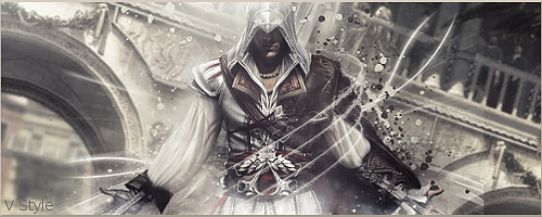 Ezio Auditore De Firenze by Graphfun