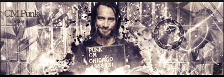 CM Punk by Graphfun