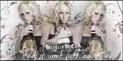 Michelle McCool by Graphfun