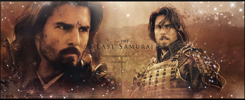 The Last Samourai by Graphfun