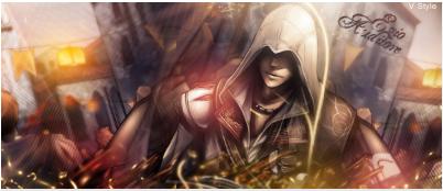 Ezio Auditore by Graphfun