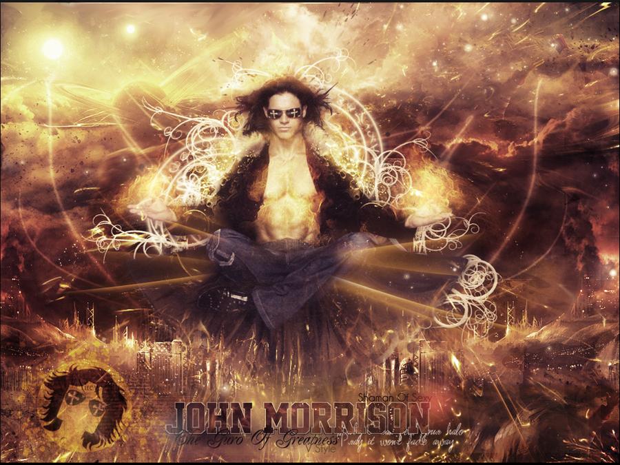 John Morrison Wallpaper by Graphfun