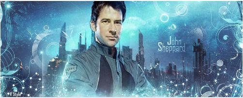John Sheppard V1