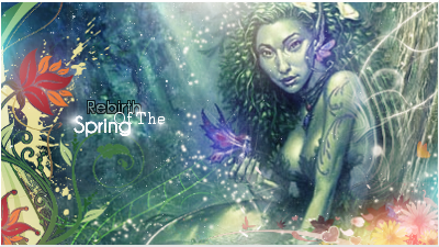 Rebirth Of The Spring by Graphfun