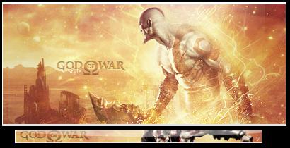 My God Of War Kit by Graphfun