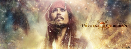 Jack Sparrow by Graphfun
