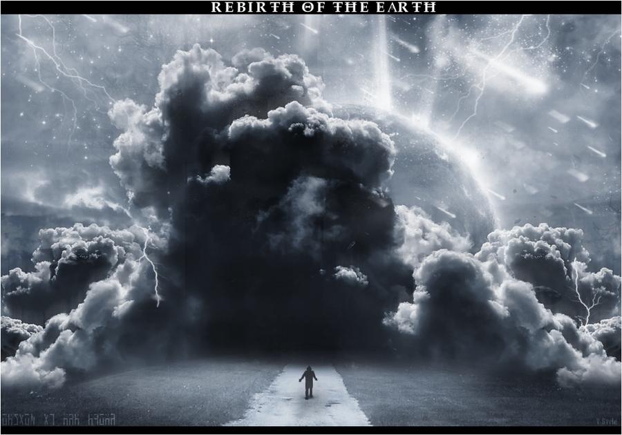 Rebirth Of The Earth by Graphfun