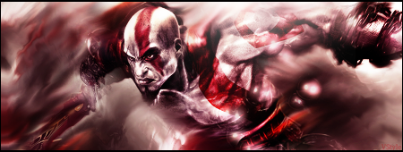 Kratos GoW by Graphfun
