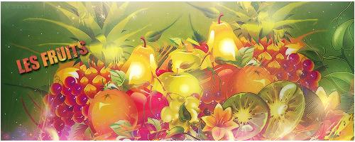Fruits by Graphfun