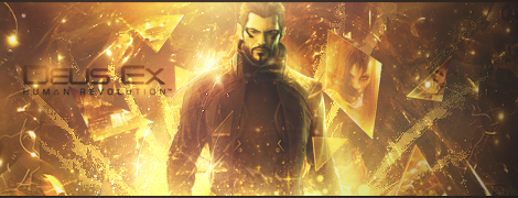 Deus Ex by Graphfun