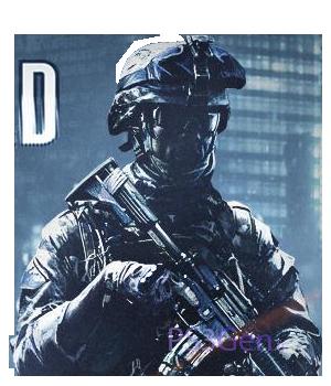Battlefield 3 Render by Graphfun