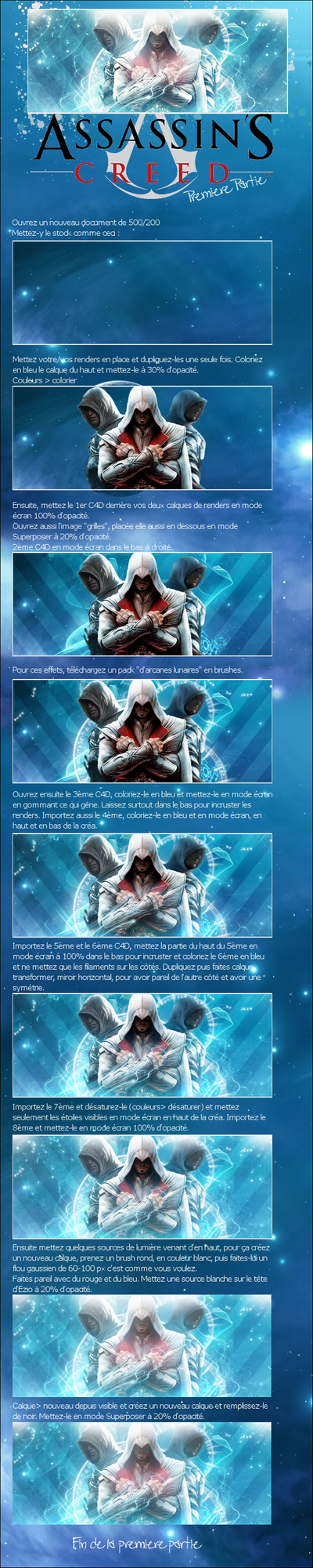 Tuto Assassin's Creed FR pt 1 by Graphfun