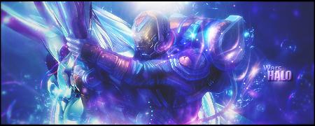 Halo Wars Fractal C4D by Graphfun