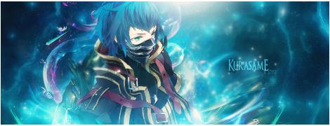 Final Fantasy Kurasame by Graphfun