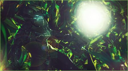 Dead Space In Light by Graphfun
