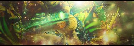 Samus Metroid by Graphfun