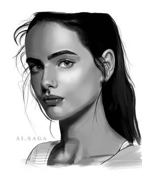 Portrait Practice 03