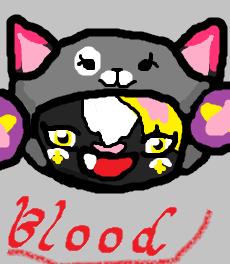 Blood the wolf AT by Potato-Latke