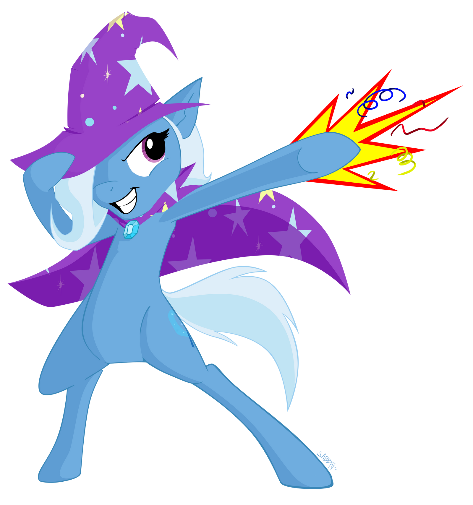 TRIXIE by CopyCatastrophe