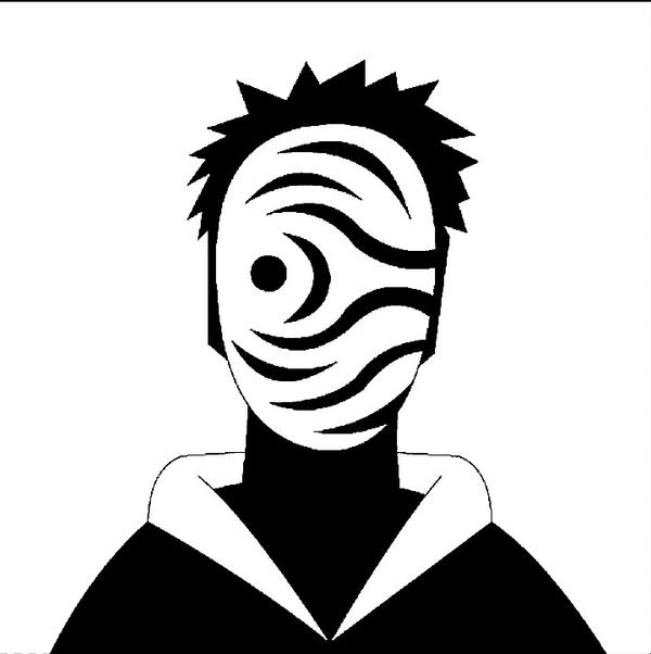 Image Gallery obito mask