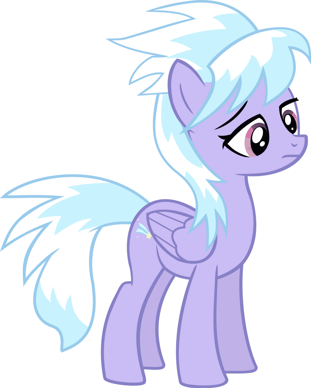 Cloudchaser is not amused