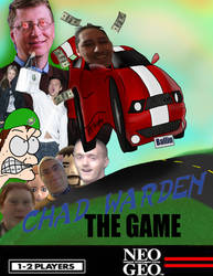 Chad Warden The Game by wtf434