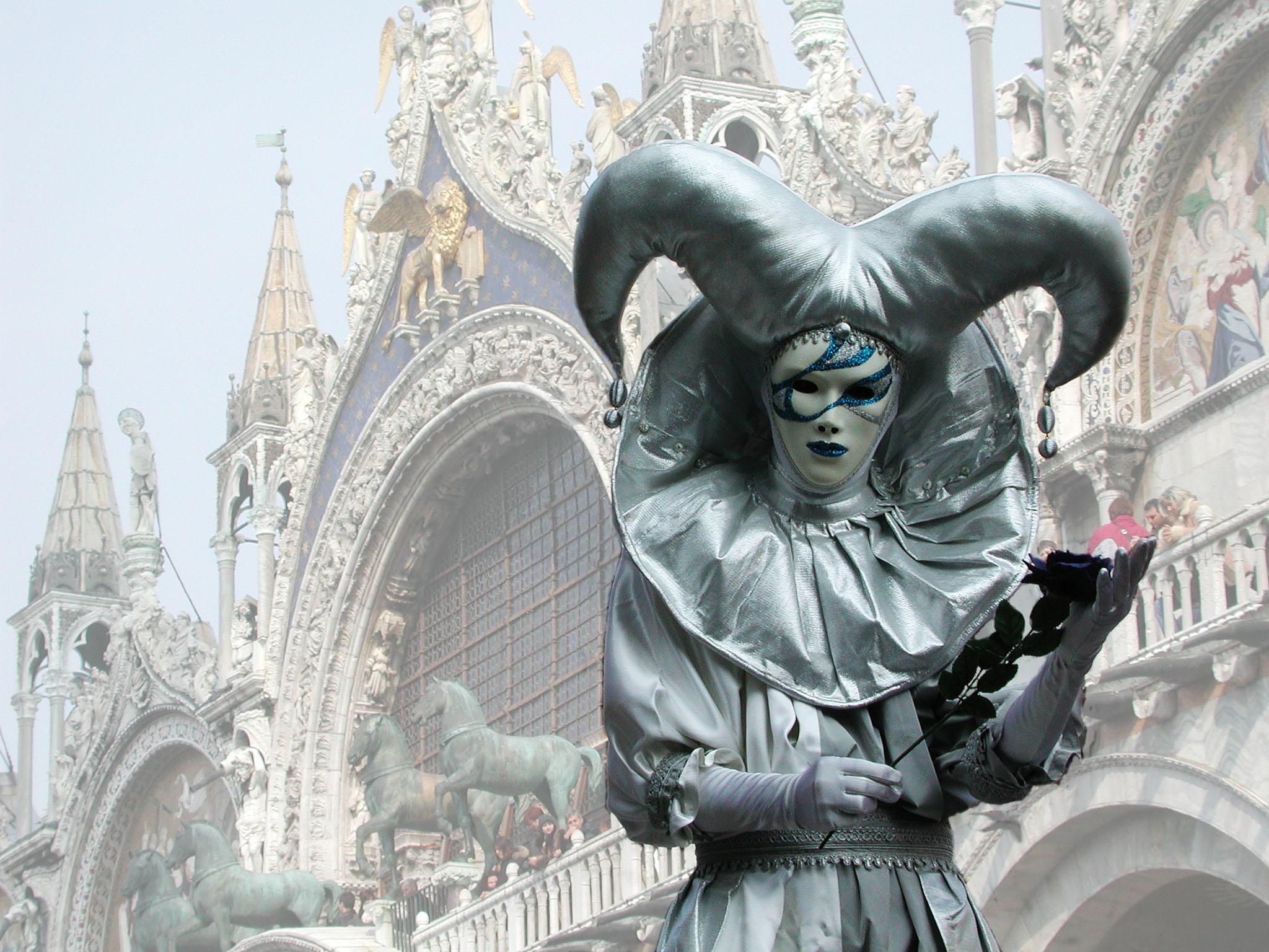 Venice Carnival Masks 41 by saracco