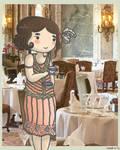 Fancy Tea Time by Kyokaiba