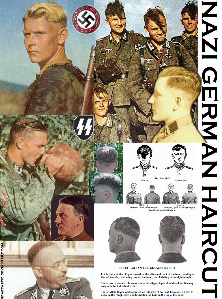 Ww2 German Military Haircut | hairstylegalleries.com