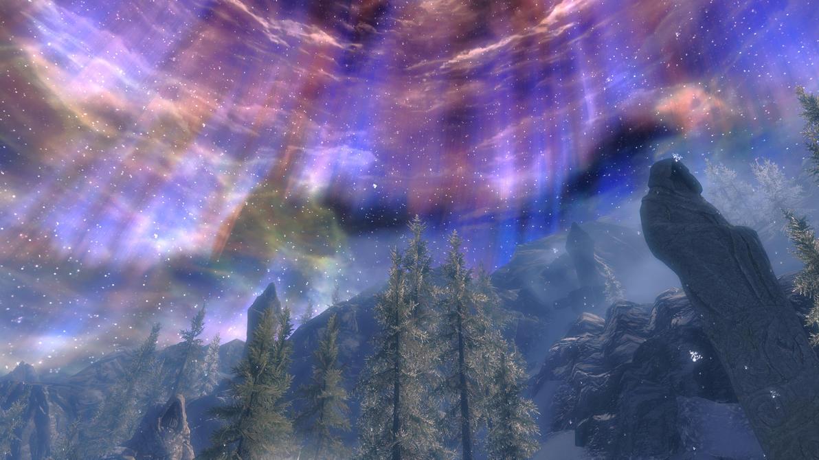 Skyrim Sovngarde 4 by Aderic on DeviantArt
