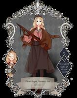 T-C: Penelope Soustelle by arulie