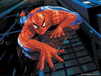 Spiderman by sejder