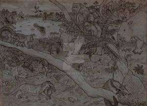 La Venta Revisited XIV: Miocene Landscape (2020)