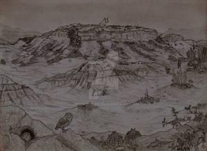 La Venta Revisited XV: Recent Landscape (2020)