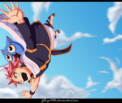 Let's Go Happy - Fairy Tail 374