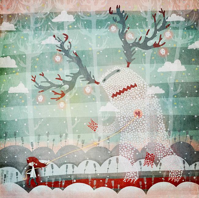 snowmonster by allway